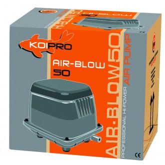 KOI PRO AIR BLOW 50 pack Koi-Stal echt alles voor je vijver