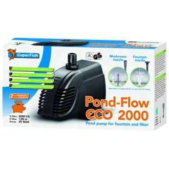 SF PondFlow Eco 2000 Koi-Stal echt alles voor je vijver